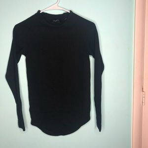 Cotton on black long sleeve